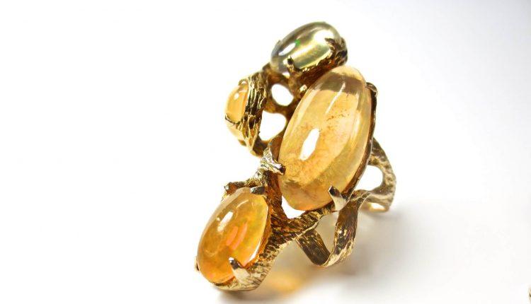 Opal-October-Birthstone